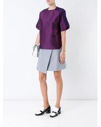 Carven - Multicolor Short Sleeve T-shirt - Lyst