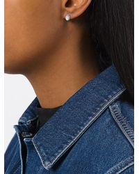 Carolina Bucci | Metallic Classic Stud Earrings | Lyst