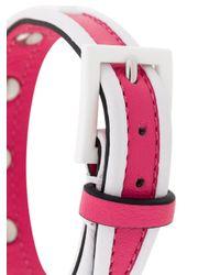 Valentino - Pink Garavani Free Rockstud Bracelet - Lyst