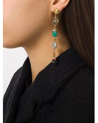 Gas Bijoux - Metallic Poeme Earrings - Lyst
