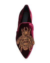 Sanayi 313 - Pink Pointed Loafers - Lyst