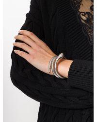 Gas Bijoux - Metallic Serpent Bracelet - Lyst