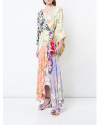 Olympia Le-Tan - Multicolor Capitol Xx Collection Look Homeward, Angel Clutch Bag - Lyst