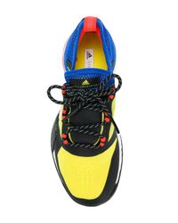 Adidas By Stella McCartney Multicolor Pureboost Tr3.0 Colour Block Sneakers
