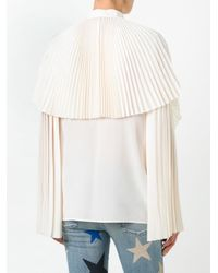Stella McCartney | Multicolor Pleated Layer Shirt | Lyst
