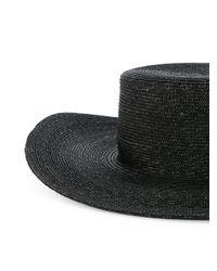 G.v.g.v - Black Sun Hat - Lyst