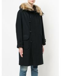 Hysteric Glamour - Blue Parka - Lyst