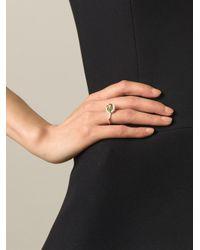Lara Bohinc - Green 'planetaria' Ring - Lyst