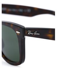 Ray-Ban - Brown - Wayfarer Sunglasses - Unisex - Acetate - One Size - Lyst
