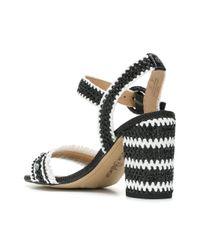 Sam Edelman - Black Olisa Sandals - Lyst