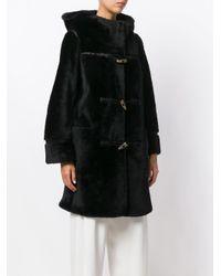 Sylvie Schimmel Black toggle Coat