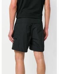 Prada - Black Classic Bermuda Shorts for Men - Lyst