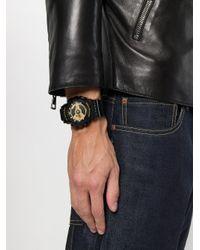 G-Shock - Black Round Watch for Men - Lyst