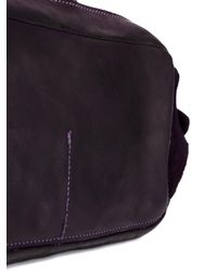 Guidi - Multicolor Multi-functional Shoulder Bag - Lyst