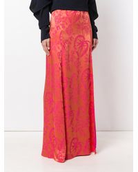 Temperley London - Pink Orbit Skirt - Lyst