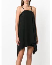 Isabel Benenato - Black Short Double Dress - Lyst