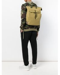 Ally Capellino - Multicolor Ashley Waxy Backpack for Men - Lyst