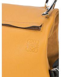 Loewe - Brown Tent Shoulder Bag - Lyst