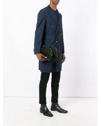 Guidi - Black Multi-zips Clutch for Men - Lyst