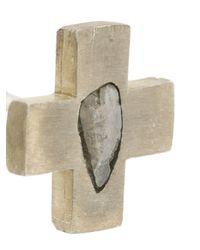 Parts Of 4 - Metallic Plus Earring - Lyst