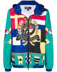 Polo Ralph Lauren Green Limited Edition Jacket for men