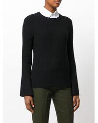 MICHAEL Michael Kors - Black Classic Sweater - Lyst