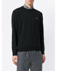 Paul & Shark - Black Classic Knitted Sweater for Men - Lyst