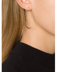 Melissa Joy Manning - Metallic 'teardrop Hoops' Earrings - Lyst