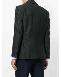 BOSS | Gray Removable Underlayer Jacket for Men | Lyst