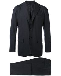 Kiton | Gray Two Piece Suit for Men | Lyst