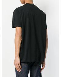 Calvin Klein - Black Loose Fit T-shirt for Men - Lyst