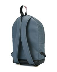 Thom Browne - Blue Striped Backpack for Men - Lyst