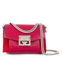 Givenchy - Multicolor Nano Gv3 Bag - Lyst
