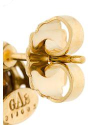 Gas Bijoux - Metallic Orecchini 'belinda' - Lyst