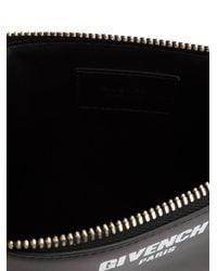 Givenchy - Black 'paris' Clutch - Lyst