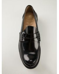 Church's - Black 'pembrey' Loafers for Men - Lyst