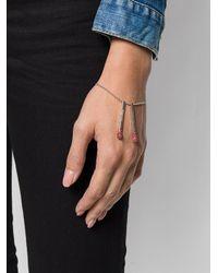 DSquared² - Metallic Crystal-embellished Matches Bracelet - Lyst
