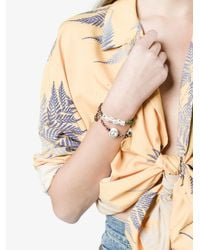 Venessa Arizaga - Multicolor Hashtag The Squad Bracelet - Lyst