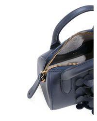 Anya Hindmarch - Blue Mini Vere Cross Body Bag - Lyst