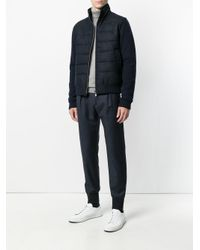 Paul Smith - Blue Check Tailored Joggers for Men - Lyst