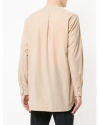 Lemaire - Natural Liquette Shirt for Men - Lyst