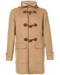Loro Piana - Brown Classic Parka Jacket for Men - Lyst