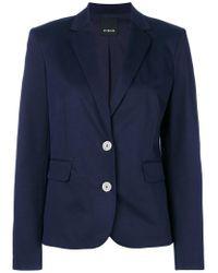 Pinko - Blue Jakki Jacket - Lyst