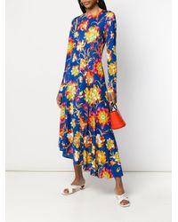 LaDoubleJ Blue Pina Dress