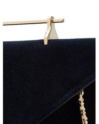 M2malletier - Blue Envelope Shoulder Bag - Lyst