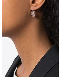 Noor Fares - Metallic Pira Earrings - Lyst