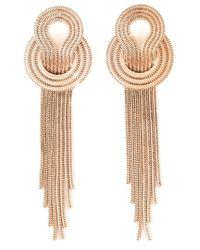 Lara Bohinc - Metallic 'saturn' Earrings - Lyst