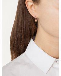 Charlotte Chesnais - Metallic Horn Earrings - Lyst