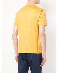 Cerruti 1881 - Multicolor Printed Front T-shirt for Men - Lyst