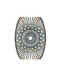 Astley Clarke - Metallic Firework Cuff Bracelet - Lyst